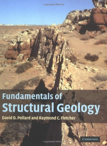 Fundamentals of Structural Geology Hardback por Pollard