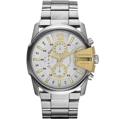 Diesel Men's Watch Chronograph XL Quartz Stainless Steel DZ4265