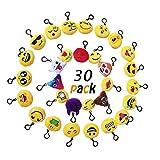 10-okaytec-set-ben-30-pezzi-portachiavi-emoji-faccine-portachiavi-emoticon-piu-usate-su-whatsapp-mor