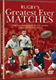 Rugby's Greatest Ever Matches [DVD]