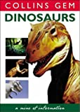 Collins Gem – Dinosaurs (Fun & Games Sticker Books)