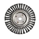 Coomir Round Twist Wire Wheel Brush 200mm cono Annodato Weed spazzole decespugliatore