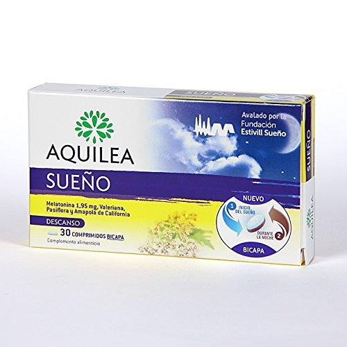Aquilea Sueño, 30 comprimidos bicapa