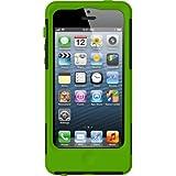 Targus SafePort Coque en silicone pour iPhone 5 Noir/Vert