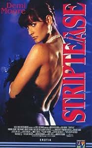 Striptease [VHS]