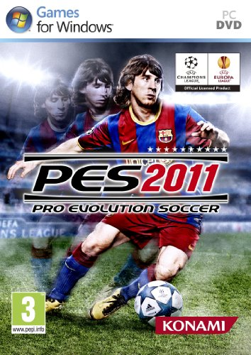 Pes 6 (PES 2011 - Pro Evolution Soccer [UK Import])