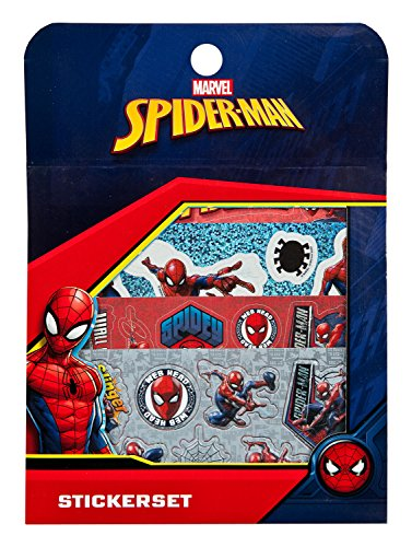 Undercover SPLO0032  Stickerset, Marvel Spider-Man