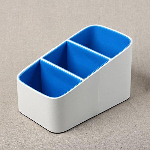 XBR-Kosmetik Aufbewahrungsbox XBR 3 tabletop - kiste remote controller, kosmetik - patrone, handschuhfach, bett und kosmetika,ein (Schublade-storage-bett 12)