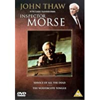 Inspector Morse: Service Of All The Dead/The Wolvercote Tongue
