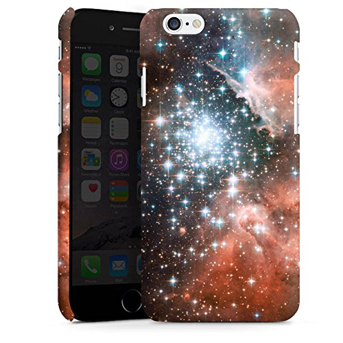 Apple iPhone X Silikon Hülle Case Schutzhülle Galaxy Space Galaxie Premium Case matt