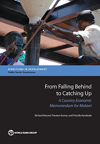 From Falling Behind to Catching Up (Directions in Development: Public Sector Governance)