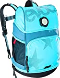 EVOC Sports GmbH Kinder Junior Kinderrucksack, neon Copen Blue, 32 x 23 x 10 cm, 4 Liter