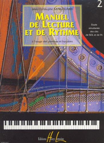 Manuel de lecture et de rythme Volume 2