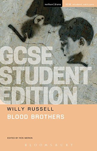 Blood Brothers GCSE Student Edition (GCSE Student Editions) by Willy Russell (2016-04-07)