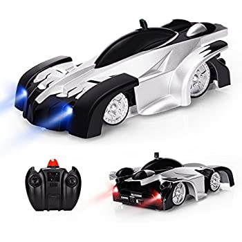 Wall Climbing Cars, Baztoy Kids Toys Remote Control Car Zero Gravity RC Vehicle Toys Children Games Perfect Gifts for Boys, Girls, Teenagers, Adults