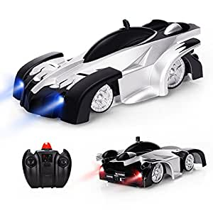 Remote Control Car, Baztoy Kids Toys Wall Climbing Cars Dual Modes 360°Rotation Stunt Zero Gravity RC Cars Vehicles Toys Children Games Funny Gifts Cool Gadgets for Boys Girls Teenagers Adults