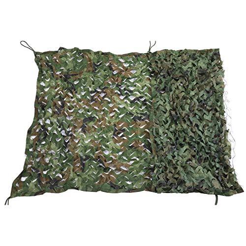 Themen Militär Kostüm - HGLAYY Woodland Camouflage, Tarnnetz, Geeignet for Jagdschießen Militärischen Thema Camping Military Themed Verdeckung Canopy (Size : 10m×10m)