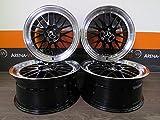 4 Alufelgen Ultra Wheels UA3-LM 20 Zoll passend für Mercedes C 205 20CL CLS 218 E 207 GLA GLK GLC S 221 SL NEU