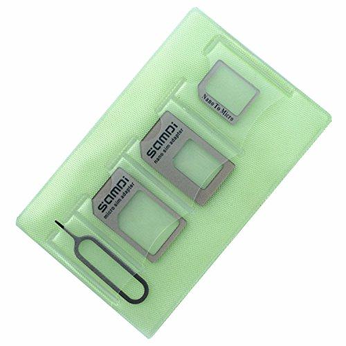 Tarjeta SIM Adaptador Kit especialmente diseñado