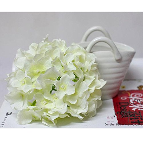 Leorx artificial dried hydrangea flowers for home wedding decoration zoom images mightylinksfo