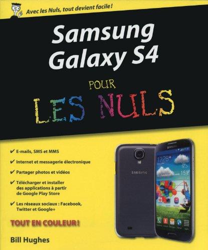 Samsung Galaxy S IV pour les Nuls