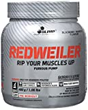 OLIMP SPORT NUTRITION Redweiler Support Musculaire pour Sportif Blueberry Madness 480 g