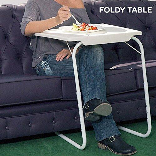 TrendShopy Mesa Plegable 'Foldy'
