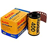 Kodak 10 X Ultramax ISO 400 36 poses Film Rotolino 35 mm pour photos à couleurs