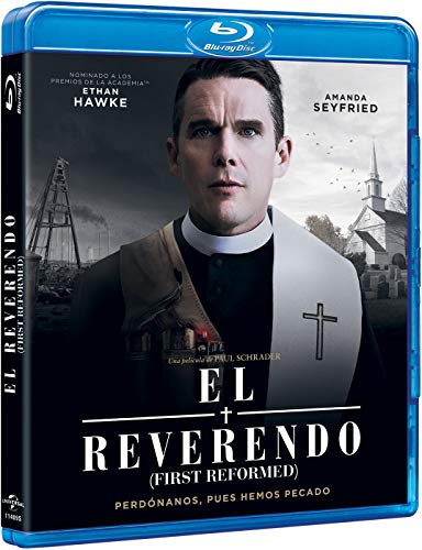 El Reverendo: First Reformed (+ BD) [Blu-ray]