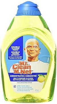 Mr. Clean Liquid Muscle Gel Concentrate - Crisp Lemon 16 Fl. Oz. (16 fl oz)