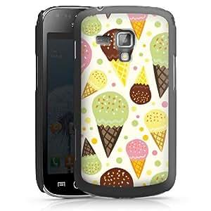DeinDesign Samsung Galaxy S Duos Hülle Schutz Hard Case Cover I love Icecream! Sommer Grafik
