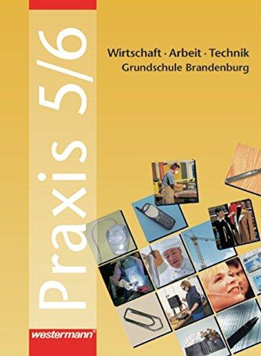 Praxis. Wirtschaft /Arbeit /Technik für das 5. und 6. Schuljahr in Brandenburg: Praxis - WAT: Wirtschaft / Arbeit / Technik für das 5. und 6. Schuljahr in Brandenburg: Schülerband 5 / 6