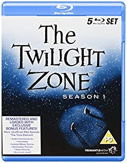 The Twilight Zone - Season One [Blu-ray] [1959] [Region Free] (B004P9W9GU) | Amazon price tracker / tracking, Amazon price history charts, Amazon price watches, Amazon price drop alerts