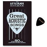 Die besten Acoustic Songs - Little Black Songbook - Great Acoustic Songs Bewertungen
