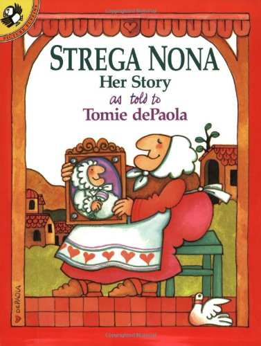 Strega Nona: Her Story (Picture Puffin)