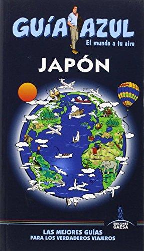 JAPÓN (GUÍA AZUL) por Mosés Martínez