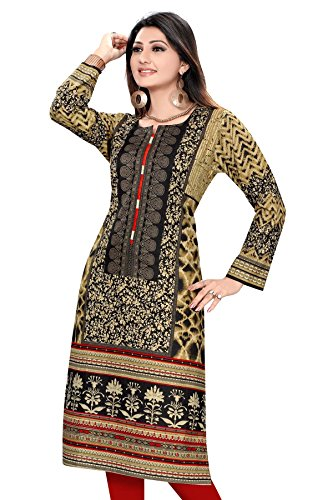 ALC-Creations-Womens-Cotton-A-Line-Kurti