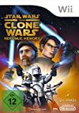 Star Wars - The Clone Wars: Republic Heroes [Software Pyramide] - [Nintendo Wii]