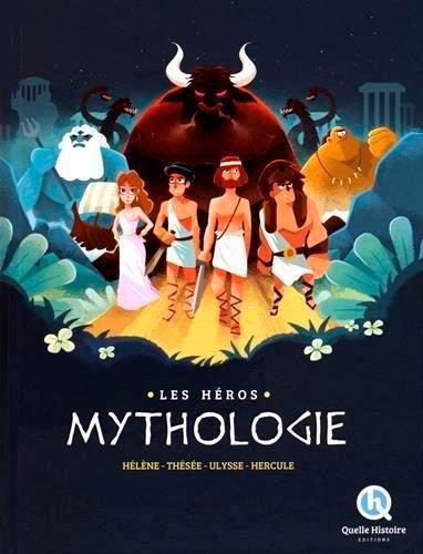 Les héros : Mythologie par Collectif