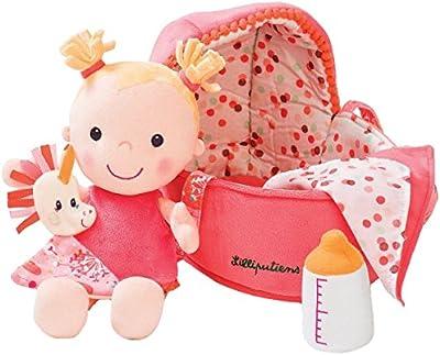 Lilliputiens 86741 - Baby Louise, 27 x 18,5 x 8,5 cm, multicolor