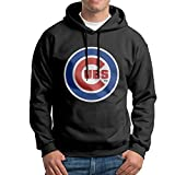 CJUNP Men's Chicago Cubs 2016 World Series Champions Pullover Hoodies