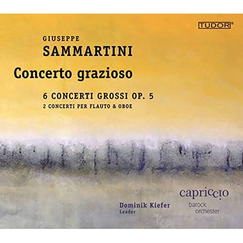 Sammartini: 6 Concerti grossi, Op. 5 & Other Works de ...