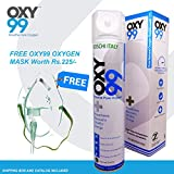 Oxy99 Portable Oxygen Cylinder / Can