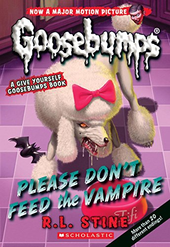 Please Don't Feed the Vampire!: A Give Yourself Goosebumps Book (Classic Goosebumps #32)
