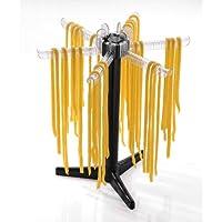 Gefu 28360 - Soporte para secar la pasta, color negro