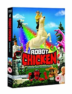 Robot Chicken - Season 2 Box Set [DVD]