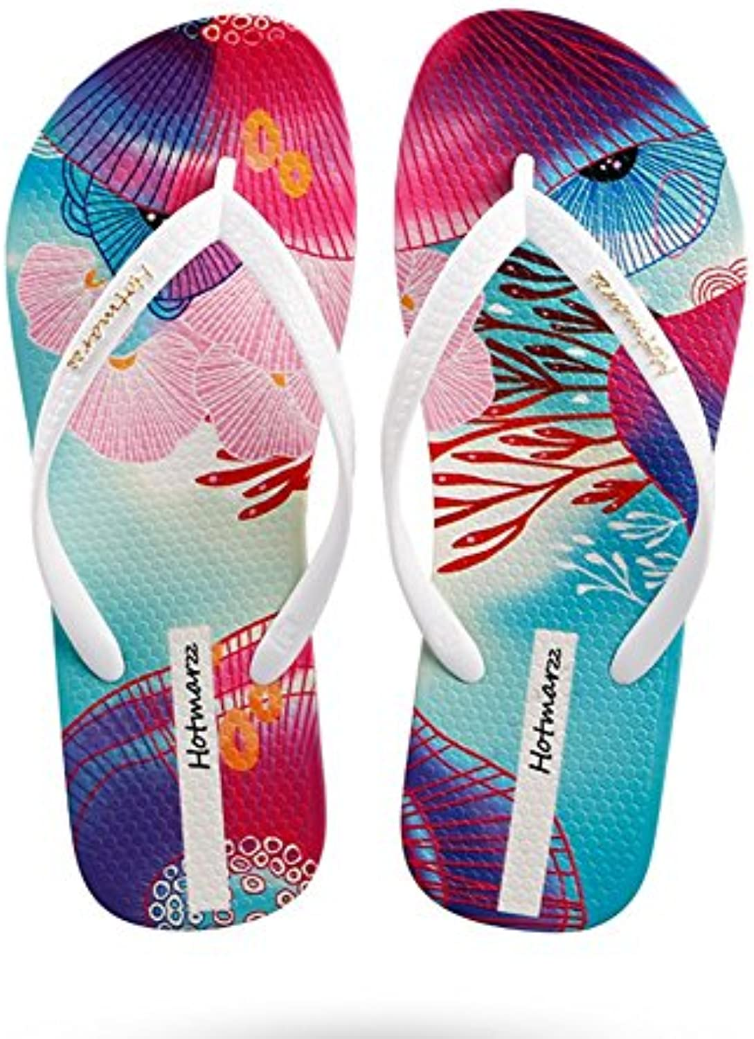 Sandals Chanclas Havaianas para Mujer Beach Summer Slipper, 35