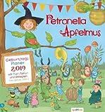 Petronella Apfelmus - Kalender 2019 - Lappan-Verlag - Wandkalender - Geburtstagskalender mit Platz für Eintragungen - 30 cm x 39 cm