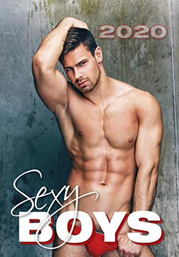 ndars 2019 - 2020 Wall Calendar - Male Model Calendar - Photo Calendar - Sexy Boys Calendar by Helma (Multilingual Edition) ()