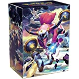 Pokémon Hoopa Unblound Deck Box with 2 Dividers for Pokemon Trading Cards